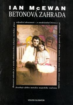 Kniha Betonová zahrada (Ian McEwan)