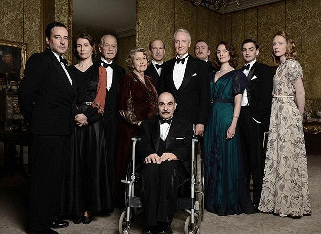 Poirot - všichni